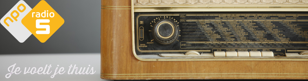 Warm, classy and nostalgic jingles for NPO Radio 5
