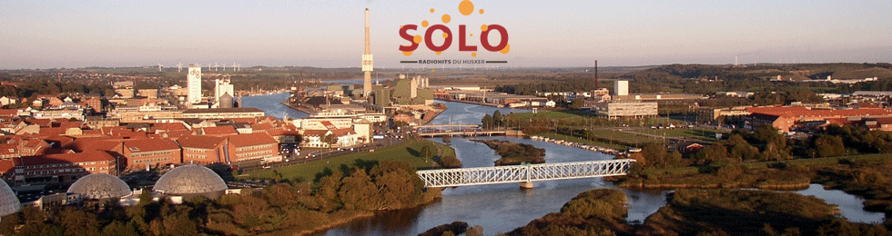 Friendly custom AC jingles for Radio Solo in Randers, Denmark